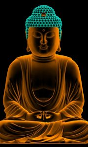 Gautam Buddha Wallpaper 3d