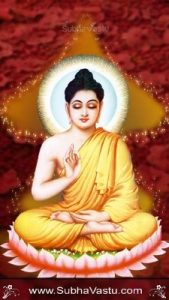 Gautam Buddha Wallpaper for Mobile