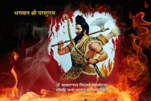 God Parshuram All Images with Mantra in Hindi