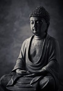 Lord Buddha HD Wallpaper for Iphone