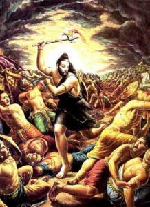 Lord Parshuram Angry Images