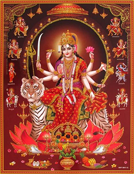 Top 50 Nav Durga Images Download Nav Durga Photo With Name