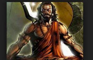 Parshuram God Yoga Mudra Ki Photo
