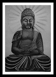 Siddharth Gautam Buddha Images for Drawing