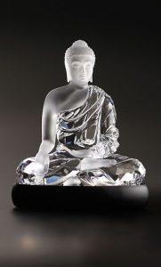 Swarovski Asian Icons Gautam Buddh Sculpture Image Download